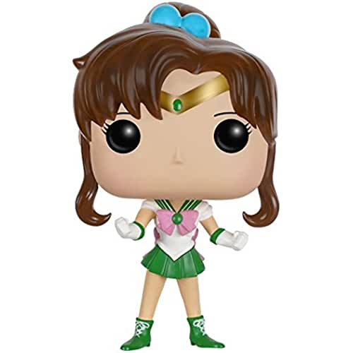 figuras kawaii Funko POP Anime: Sailor Moon - Sailor Jupiter Action Figure