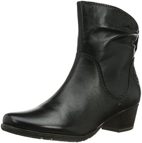 Marco Tozzi Premio 25378, Boots femme Noir