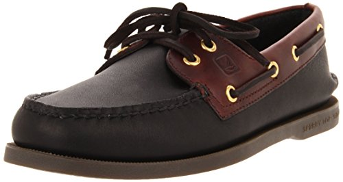 Sperry A/o 2-eye, Chaussures bateau Homme Marron