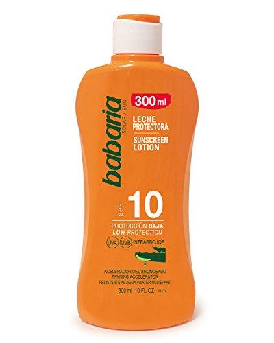 babaria Aloe Vera Sonnenmilch LSF 10 300 ml