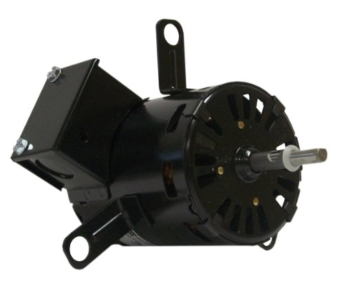 Fasco D1161 3.3-Inch Diameter Shaded Pole Motor, 1/15-1/25 HP, 115 Volts, 1500 RPM, 1 Speed, 2.9-1.9 Amps, CCW Rotation, Sleeve Bearing by Fasco -