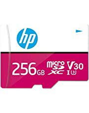 HP Micro SD Card 256GB with adapter U3 V30 (Pink)
