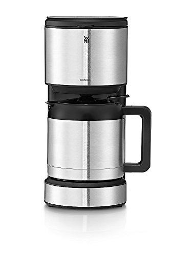 WMF Stelio Aroma Filterkaffeemaschine Thermoskanne, 1000 W, 8 Tassen Tropfstopp, Abschaltautomatik