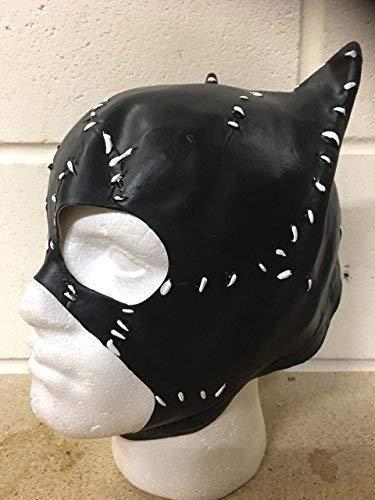Wrestling Catwoman Latex Luxus Halloween Kostüm Cosplay Kostüm Outfit von Batman Katze ()