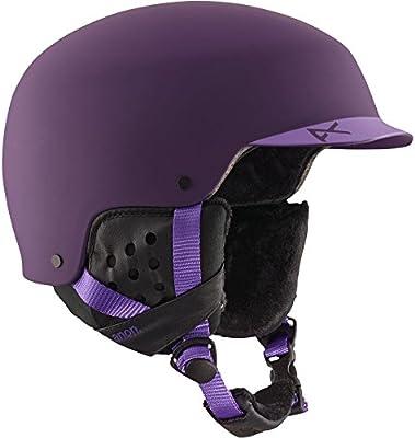 Anon snowboard para casco legalidad