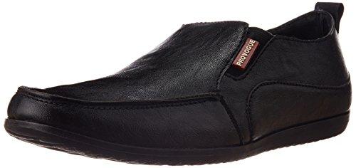 Provogue Men's Black Loafers and Mocassins – 8 UK 41sbdmv9ZFL