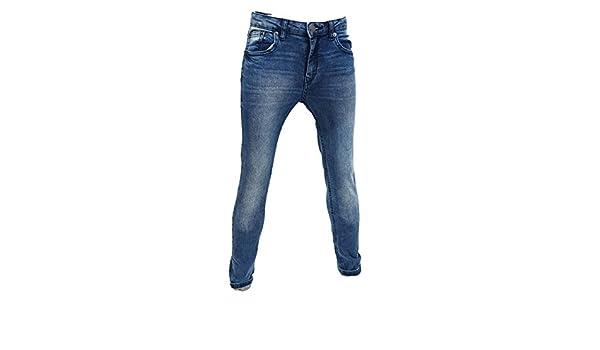 New Boys Kids  LCJ Denim Skinny Blue Jeans Acid Wash Ages 3 to 12