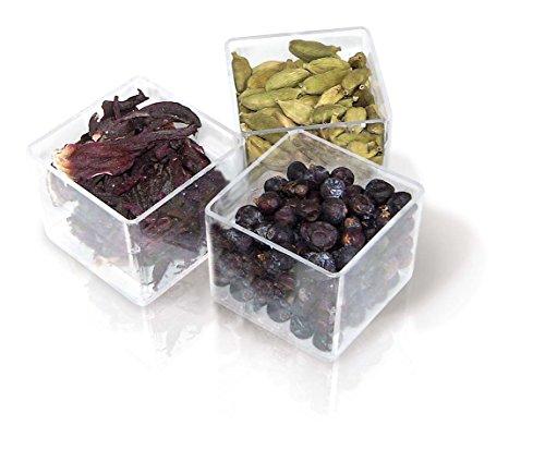Vin Bouquet FIK 071 SET Botánicos para Gin Tonic - Paquete de 3 x 56.67 gr - Total: 170 gr