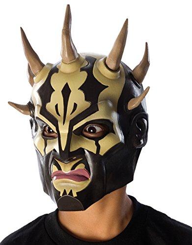 Savage Opress Maske, Motiv: Star Wars Kostüm-Zubehör (Savage Opress Kostüme)