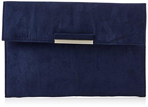 dorothy-perkins-damen-tab-tasche-blau-marineblau-one-size