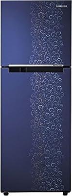 Samsung 253 L 2 Star Frost-free Refrigerator (RT28K3022VJ , Royal Tendril Violet)