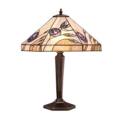 Damselfly Medium Tischleuchte Tiffany Style - Interiors 1900 64038