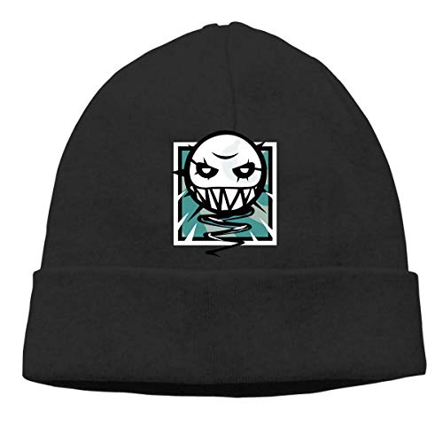 ARTOPB Fashion Funny 2019 Warm Winter Beanie Mens Womens Rainbow Six Siege Beanie  Hats Winter Outdoor 40e44351d972