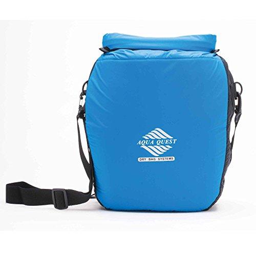 Aqua Quest COOL CAT Bolsa Aislada 12L Azul Mantenga