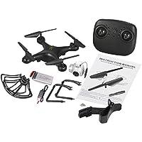 Utoghter 69601 15 Minutos Volando en Modo sin cámara 720P Cámara WiFi FPV Drone H/L Velocidad Altitud Mantenga pulsado el botón de Retorno Quadcopter