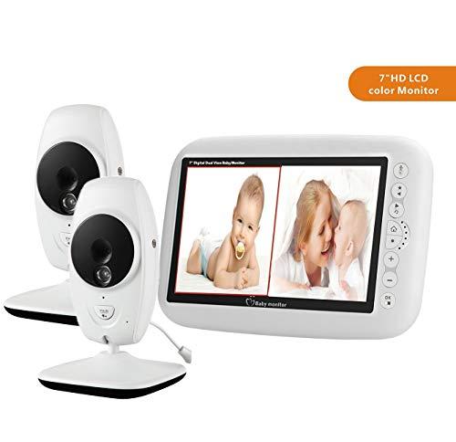 MBEN Monitor de Video para bebés