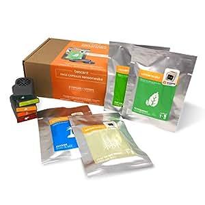 Pack 9 capsules Sensorwake - recharges pour réveil olfactif