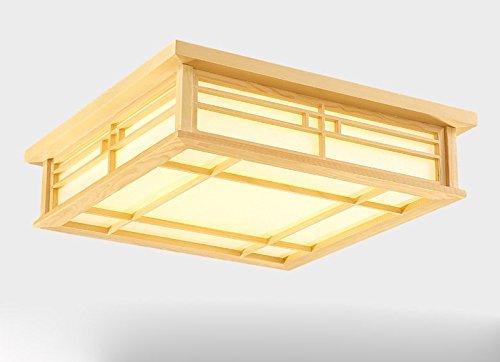 gqlb-led-lampe-de-plafond-en-bois-massif-350350-lampes120mm-lumire-chaude