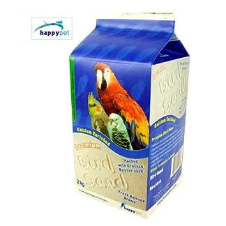 calcium enriched premium bird sand 2kg Calcium Enriched Premium Bird Sand 2kg 41sbl9mmX5L