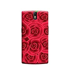 Ebby 3d printed back case cover for OnePlus One(Premium Designer Case)