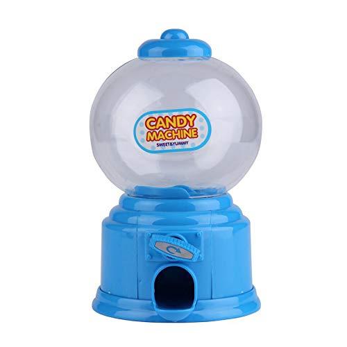 Mini Candy Maschine Bubble Gumball Dispenser Münze Bank Kinder Spielzeug für Gumballs Erdnüsse Kleine Süßigkeiten und Snacks ()