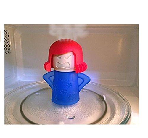 grifri Mikrowelle Reiniger, Just Add Essig und Wasser (Mikrowellen-reiniger)
