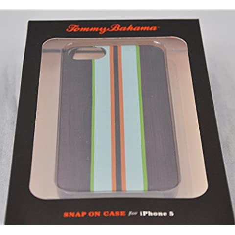 Tommy Bahama Centro strisce Snap On per iPhone 5