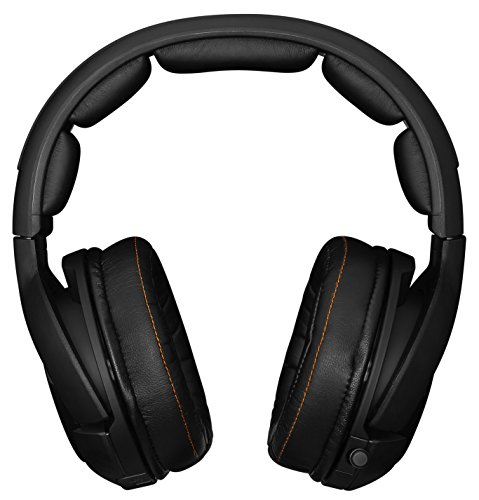 SteelSeries Siberia 800 Wireless Gaming Headset with Dolby 7.1 Surround Sound for PC/Mac PS3/4 Xbox 360 and Apple TV