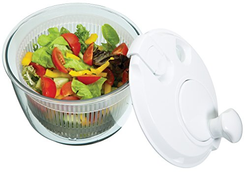 Kitchen Craft Mini-Salatschleuder 19 cm