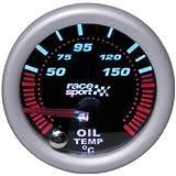 """Sumex Rflx528 - Termómetro Temperatura Aceite """" Mirror Look"""" Con Luz, 52 mm, 12V"""