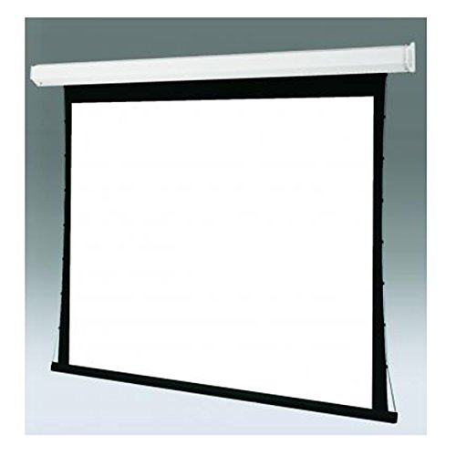 Euroscreen Projector Screens Si Ellipse Electric Tab Tensioned 266 x 149cm MAJORTENSIONED-Motorised
