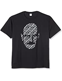 Coole-Fun-T-Shirts Herren T-Shirt Heisenberg Original Puzzle Face - Breaking Bad