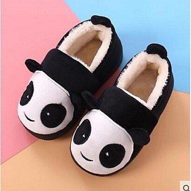 LQXZM Unisex pantofole & amp; flip-flops Comfort informale di pelliccia Nero Blu rosa grigio Black