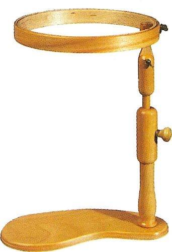 DMC MK0031 Tambour à Broder Genou 21,5, Bois, 28,8 x 23 x 38,4 cm