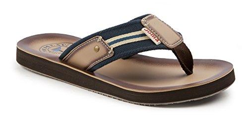 JOMA S.FLORIDA Shoe Spring Summer Sandales Tongs Homme SANDALIAS CHANCLAS bleu