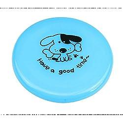Perros Frisbee–Disco para perros Frisbee: Perro Entrenamiento juguete