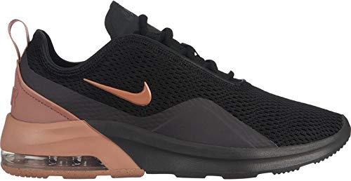 more photos c87ac 055bc Nike Damen WMNS Air Max Motion 2 Leichtathletikschuhe, Mehrfarbig  (Black Rose Gold