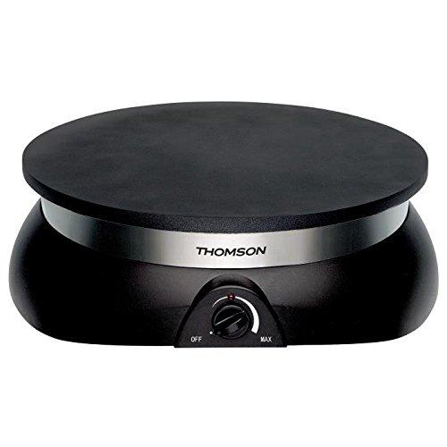 THOMSON CREPERA - 33CM - 1250W (negro)