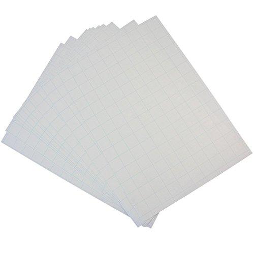 10 Blatt A4 Inkjet Print Heat Transferpapier für T-Shirt -