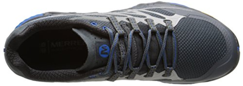 Merrell All Out Peak, Chaussures de randonnée basses homme Turbulence / Blue