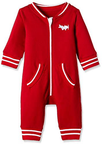 Mothercare Baby Boys' Romper Suit (JF950-1-red-6-9 M)