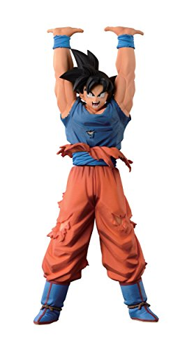 Preisvergleich Produktbild Banpresto Dragon Ball Super 7.9 Son Goku Figure,  Give Me Energy,  Spirit Bomb Special