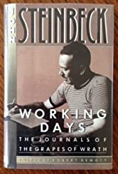 Working Days: The Journals of the Grapes of Wrath, 1938-1941 by John Steinbeck (1989-03-30)