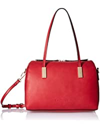 Caprese Victoria Women's Satchel (Red)