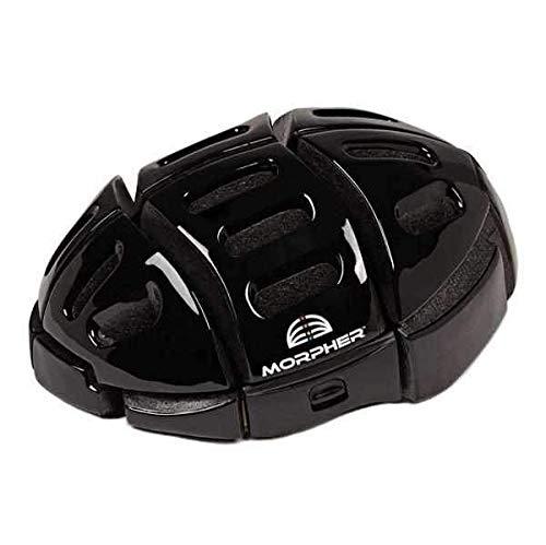 Weebot Casque Vélo Pliant Morpher Noir Brillant