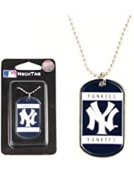 New York Yankees Dog Tag - Neck Tag by Siskiyou