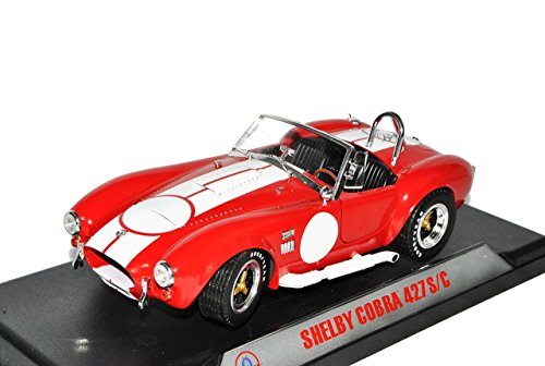 SHELBY COLLECTIBLES Ford Shelby AC Cobra 427 S/C Rot, used for sale  Delivered anywhere in UK