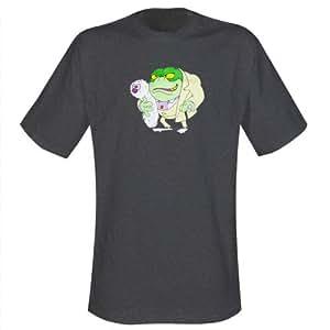 Danger Mouse - T-Shirt Greenback (in L)