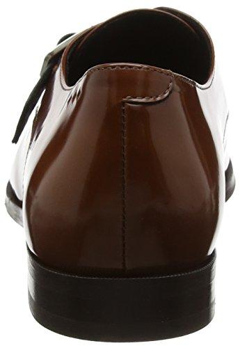 Royal Republiq Alias classic Monk Chaussure, Hommes Bronze Bottes