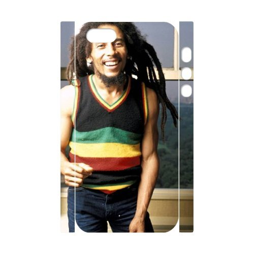 LP-LG Phone Case Of Bob Marley For iPhone 5,5S [Pattern-6] Pattern-1